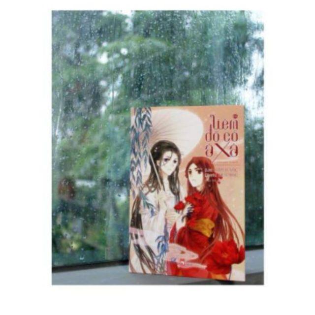 Sách - Tiệm đồ cổ Á Xá tập 4 (phiên bản truyện tranh tặng kèm 3 postcard)