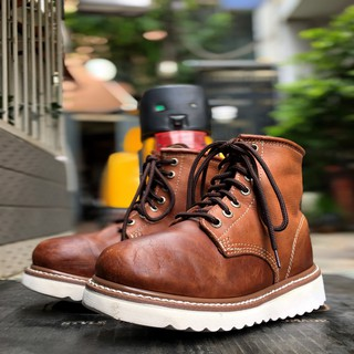 Domba Roudtoe Boots Real Secondhand thumbnail