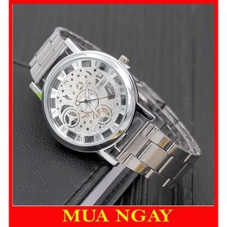 Đồng hồ nam cao cấp Modiya dây kim loại DH102