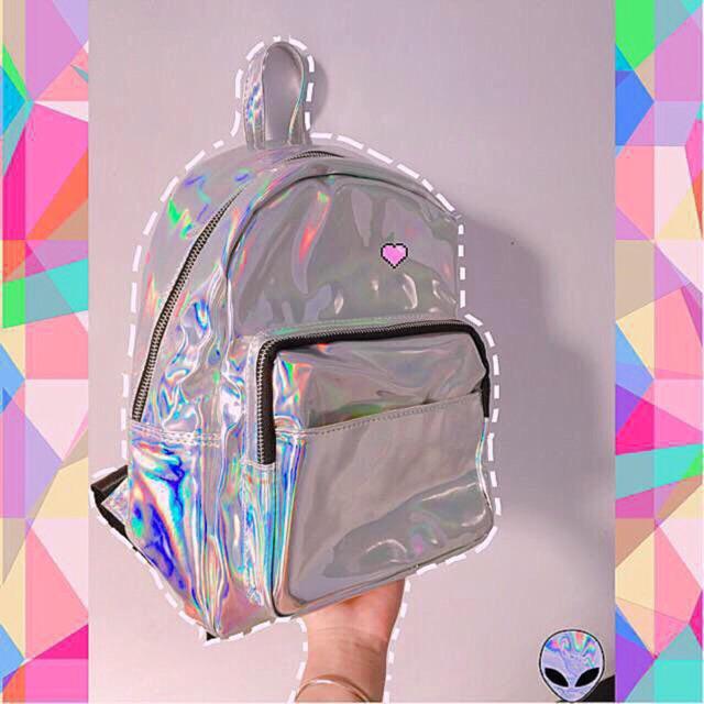 Balo hologram size A4 - 10006896 , 296133261 , 322_296133261 , 289000 , Balo-hologram-size-A4-322_296133261 , shopee.vn , Balo hologram size A4