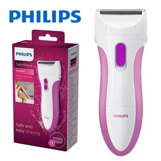 Máy làm sạch lông cho nữ Philips HP6341 – Hàng chính hãng