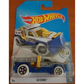 Xe mô hình Hot Wheels Treasure Hunts So Plowed DVD07