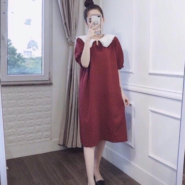Váy bầu thiết kế công sở đẹp xinh yêu V51