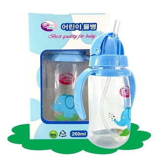 Bình tập uống GB Baby Hàn Quốc 240ml và 260ml Chất lượng đảm bảo Chất lượng đảm bảo thumbnail