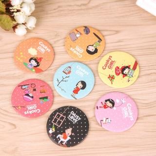 Combo 50 gương mini phong cách Hàn Quốc