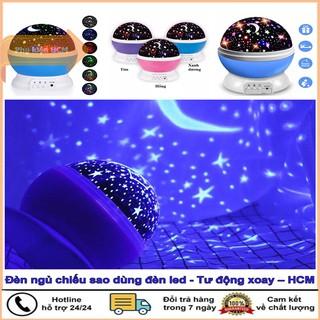 Đèn ngủ chiếu sao dùng đèn led công suất 5W – HCM