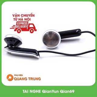 Tai nghe earbud QianYun Qian69 hifi,tai nghe earbud bass tốt