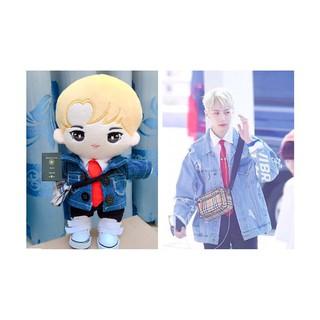 Doll MomoLin- Wanna One- Lai Kuanlin doll (20cm)