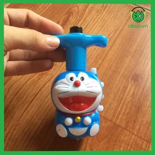 Con Quay Phát Sáng Doraemon Có Nhạc
