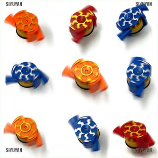 SIYUYAN 1Pc Blowing Whistle Gyro Rotation Stress Relief Spinning Top Toys Kids Gift [319FA]