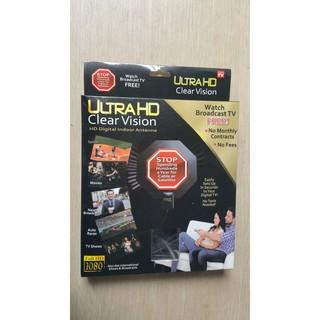 Thiết bị thu sóng TV ULTRA HD Clear Vison antenna