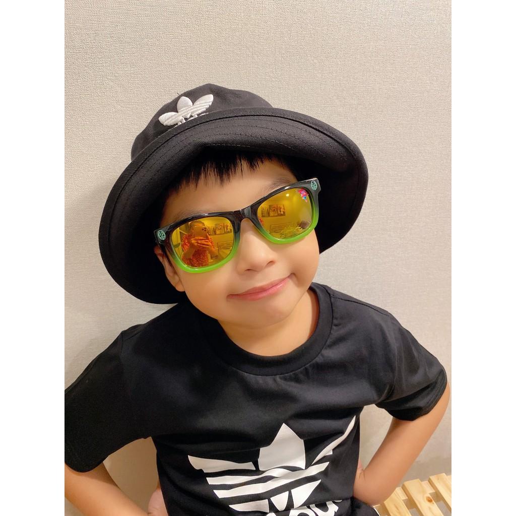 Kính mắt chống tia UV thời trang cho 2-10 tuổi