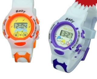 Đồng hồ bé trai bé gái BaBy
