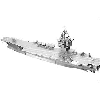 Mô Hình Lắp Ráp 3d Tàu Sân Bay Uss Enterprise Cvn 65