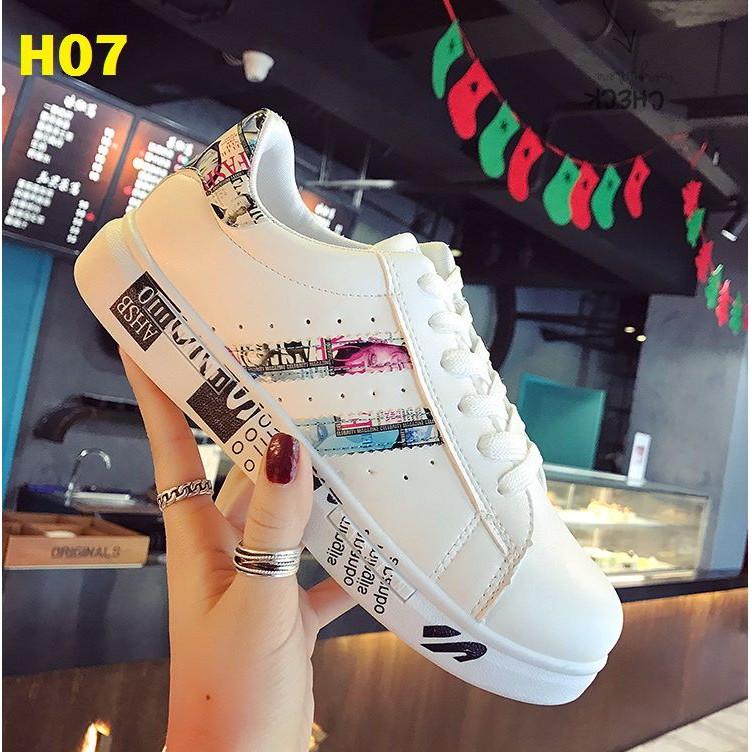 Giày nữ - Giày nữ thời trang - Giày nữ thể thao