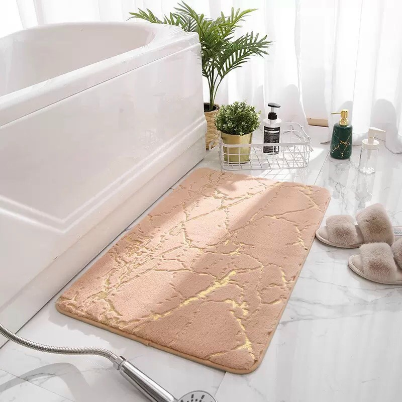 PVN25460 Thảm lau chân, thảm chùi chân, thảm trải sàn nhà chống trượt, siêu thấm cao cấp T2