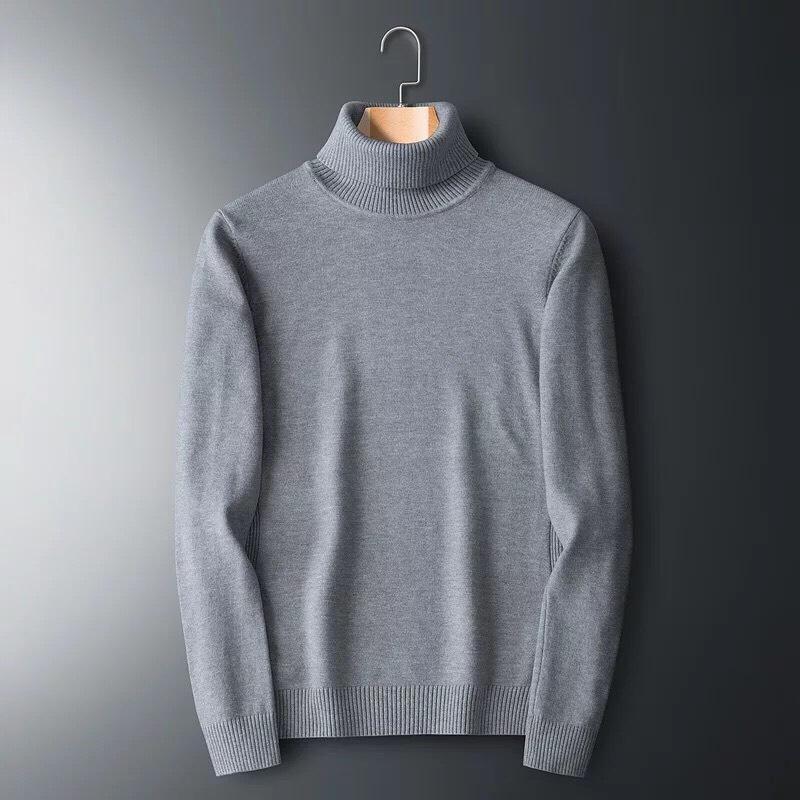 [ Hàng loại 1] Áo len dài tay-áo len cổ lọ sức hút thời trang mùa đông