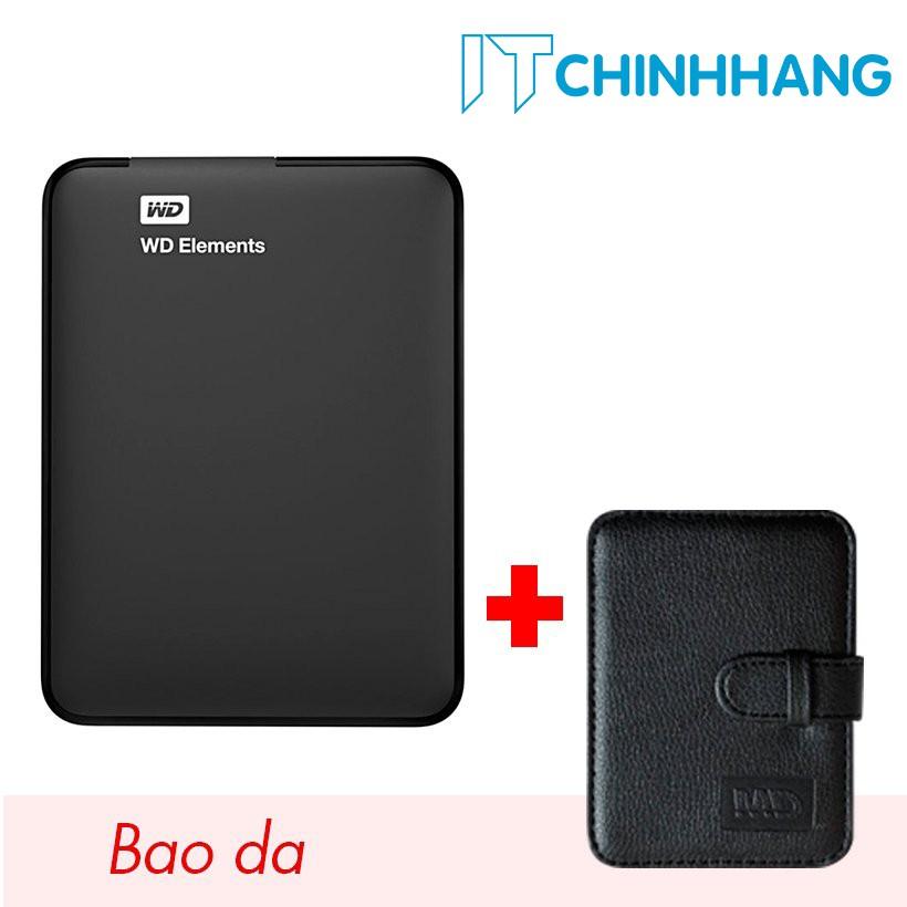 """Ổ cứng di động HDD WD 500GB - Element 2.5"""" - HÃNG PHÂN PHỐI CHÍNH THỨC"""