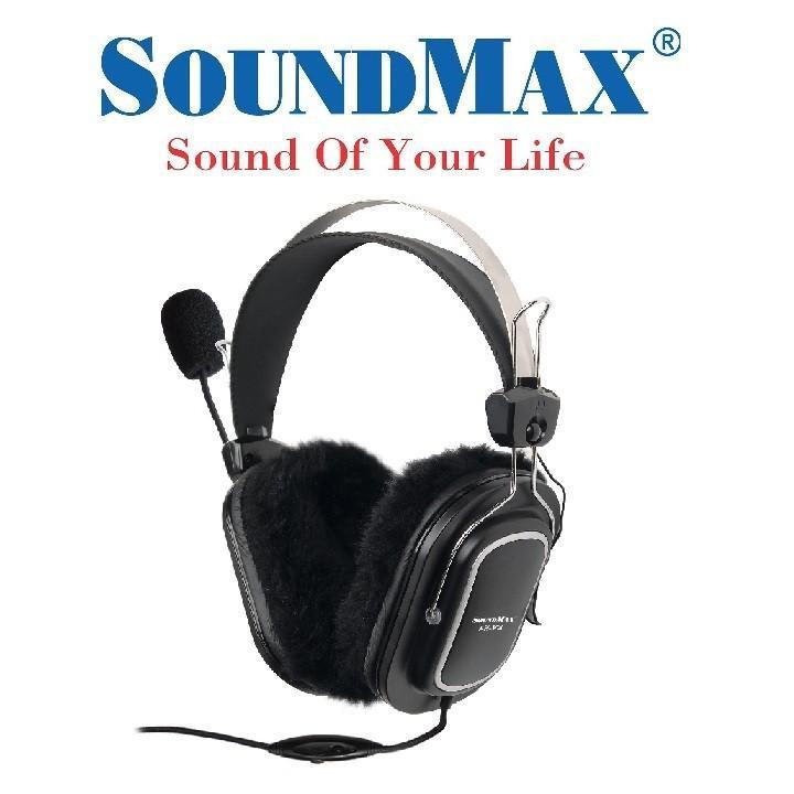 HEADPHONE SOUNDMAX AH302