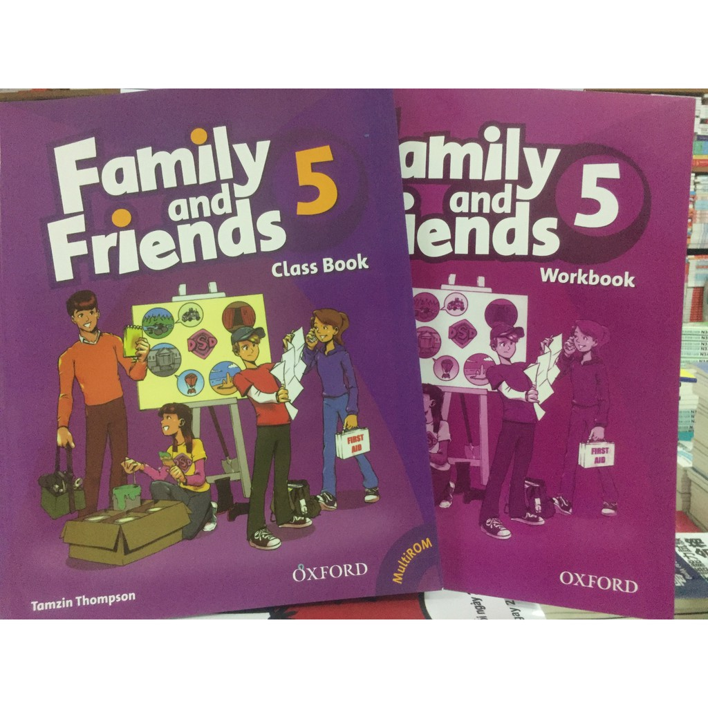 Trọn bộ Family and Friends 5 - 3510812 , 827813991 , 322_827813991 , 140000 , Tron-bo-Family-and-Friends-5-322_827813991 , shopee.vn , Trọn bộ Family and Friends 5