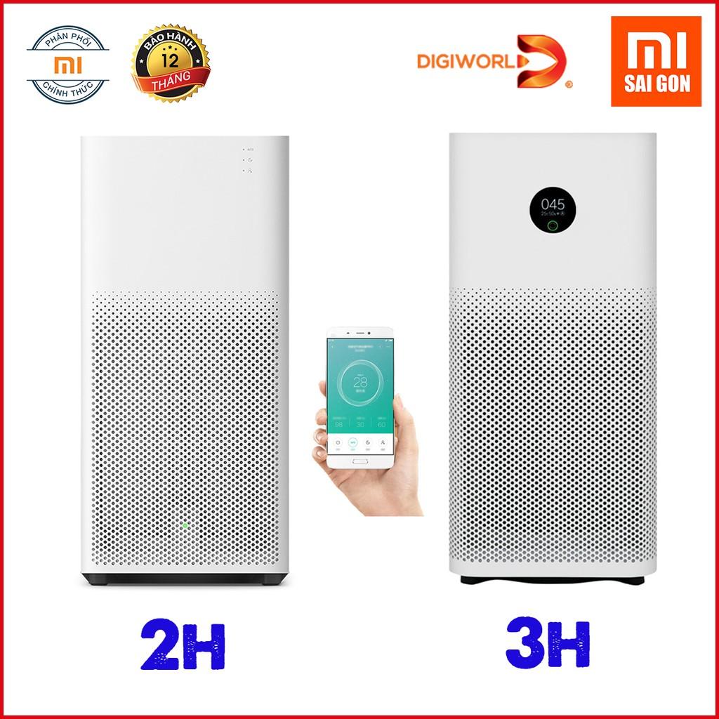 [ BẢN QUỐC TẾ] Máy Lọc Không Khí Xiaomi 2H-3H 2019 Mi Air Purifier (31W) -