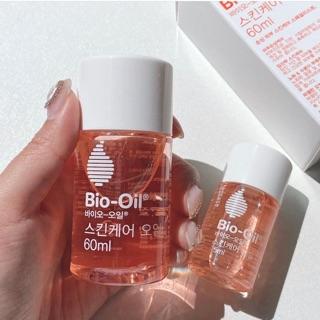 (Chính hãng)Dầu dưỡng bio oil 60ml ngừa rạn da giảm thâm mờ sẹo hiệu quả thumbnail