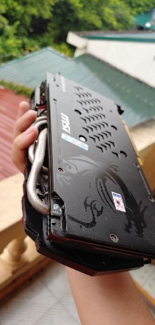 RX 580 4G Gaming X bảo hành Mai hoàng 7/2020