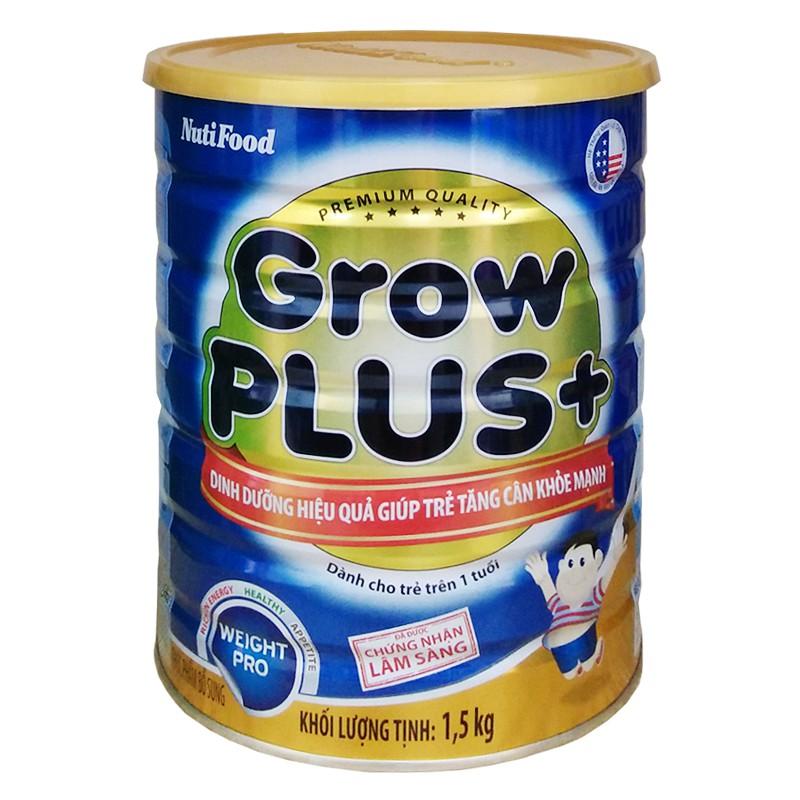 Sữa Grow Plus 1.5kg ( Date 2020) - 3395642 , 1345157374 , 322_1345157374 , 376000 , Sua-Grow-Plus-1.5kg-Date-2020-322_1345157374 , shopee.vn , Sữa Grow Plus 1.5kg ( Date 2020)
