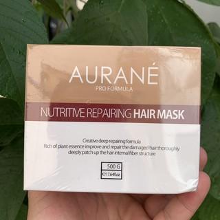 Mặt Nạ Hấp Phục Hồi AURANE 500ml ( Nutritive Reparing Hair Mask) thumbnail