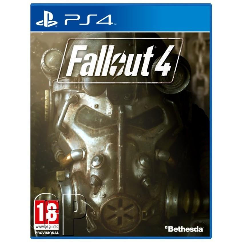 Đĩa game Fallout 4 PS4