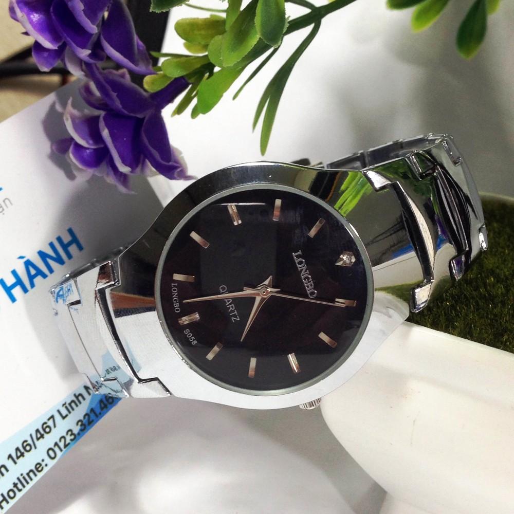 Đồng hồ Nam dây thép chống nước hãng LONGBO L988A1