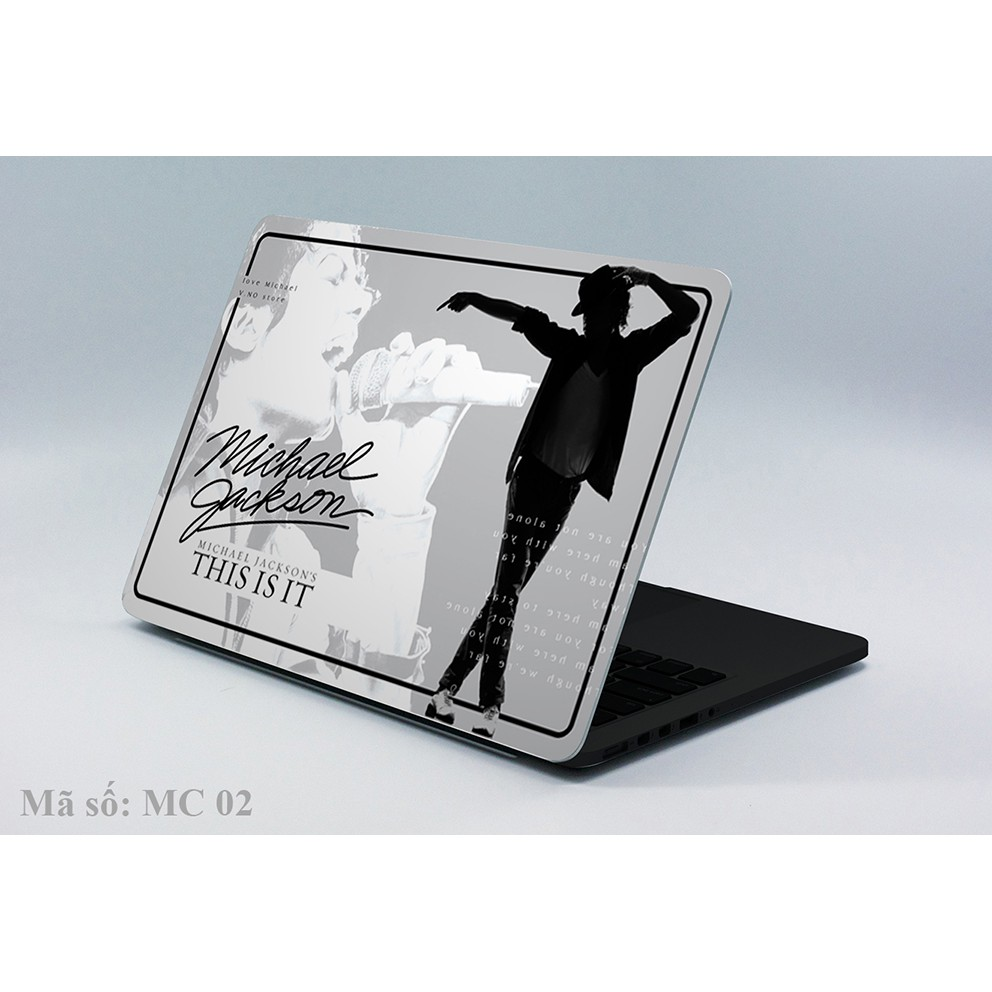 Decal laptop – Ipad Michael Jackson
