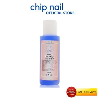 Nước lau gel Li-nail 200 ml chính hãng có mùi thơm