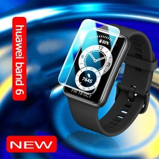 huawei band 6 Miếng Dán TPU Bảo Vệ Màn Hình Cho Huawei Band 6 Watch Fit Smart Band thumbnail