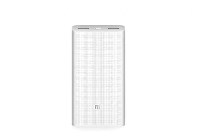 [NHẬP MÃ TAVA2018- GIẢM 23K] Pin Dự Phòng Xiaomi 20.000mAh Gen 2 (2017) - Hãng Phân Phối Chính Thức