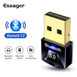 Essager Thiết Bị Truyền Nhận Tín Hiệu Bluetooth 5.0 Cho Máy Tính Ps4