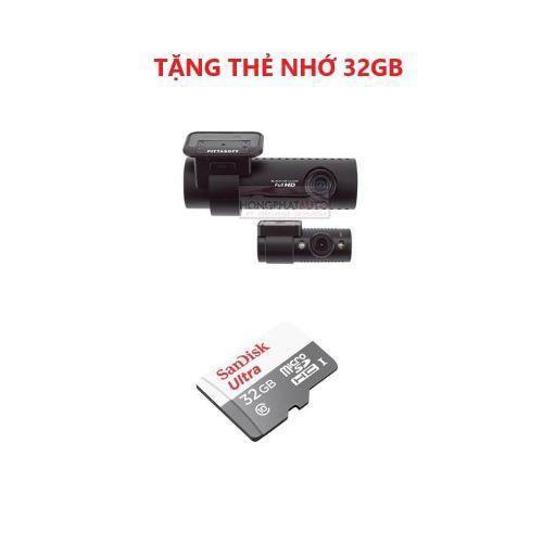 CAMERA HÀNH TRÌNH HỒNG NGOẠI DR650S – 2CH IR + TẶNG THẺ NHỚ 32G, FULL HD 1080P, GÓC RỘNG