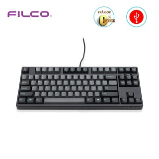 Bàn phím cơ Filco Majestouch 2SS Edition (Keycap PBT, Silver Speed Switch) thumbnail