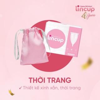 ( ĐƯỢC CHỌN QUÀ TẶNG) Bộ cốc nguyệt san Lincup nhập khẩu chính hãng