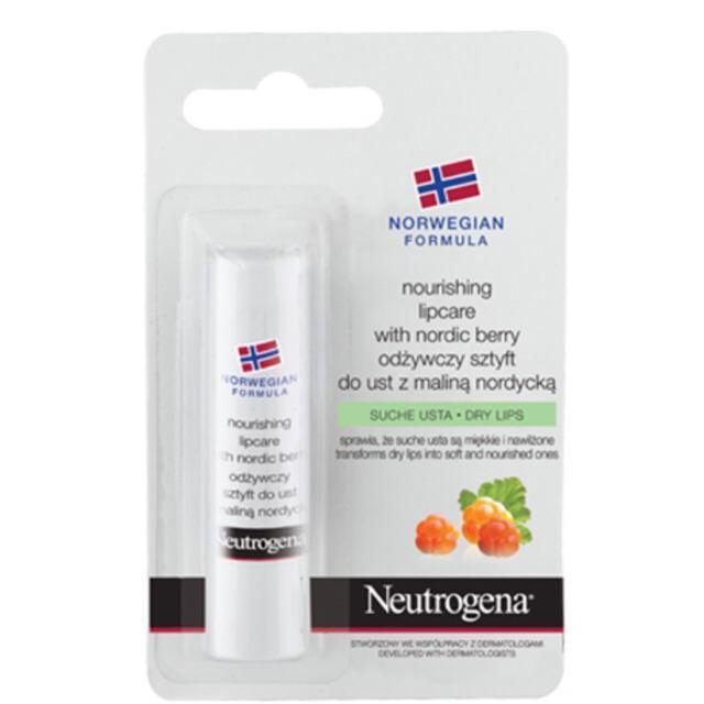 Son dưỡng không màu Neutrogena Nourishing Lip Care with Nordic Berry - 2497439 , 1149702119 , 322_1149702119 , 80000 , Son-duong-khong-mau-Neutrogena-Nourishing-Lip-Care-with-Nordic-Berry-322_1149702119 , shopee.vn , Son dưỡng không màu Neutrogena Nourishing Lip Care with Nordic Berry