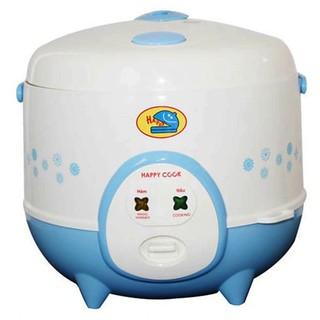 Nồi cơm điện 1.8L Happycook HC-180A - Bảo Hành 12 Tháng Chính Hãng