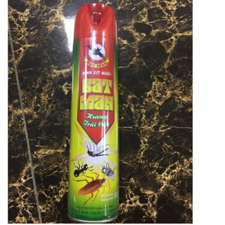 Bình xịt muỗi Batman(600ml)