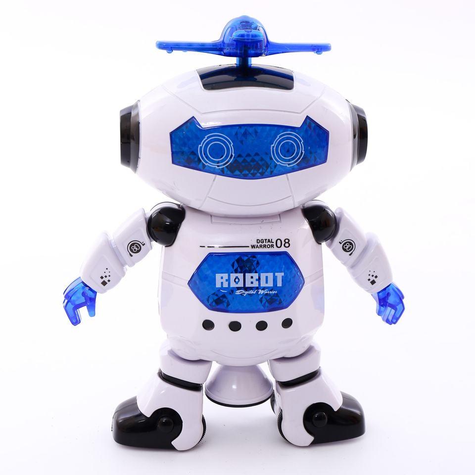 Robot thông minh xoay 360 độ LZ444-2 VRG008758