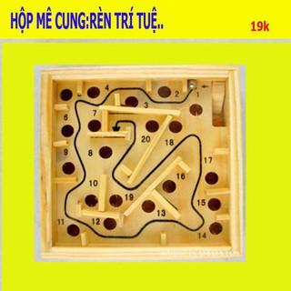 Hộp mê cung:-T28 (hong) đẹp
