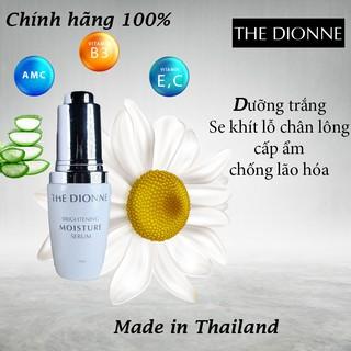 Serum dưỡng trắng da the dionne tinh chất trắng da từ hoa cúc đức (15ml)