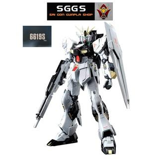 Mô Hình Gundam MG Nu Ver Ka Titanium Finish Daban 6619S 1 100 Đồ Chơi Lắp Ráp Anime thumbnail
