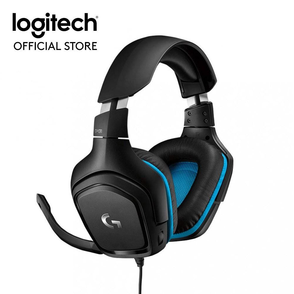 Tai nghe game thủ Logitech G431 âm thanh vòm 7.1