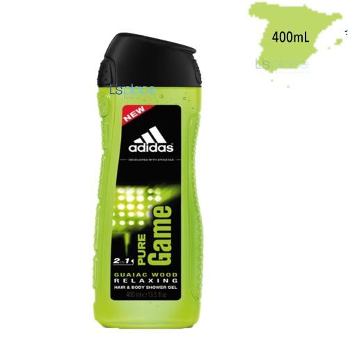 Gel Tắm 3 Trong 1 Thư Giãn Gỗ Guaiac hiệu Adidas chai 400ml