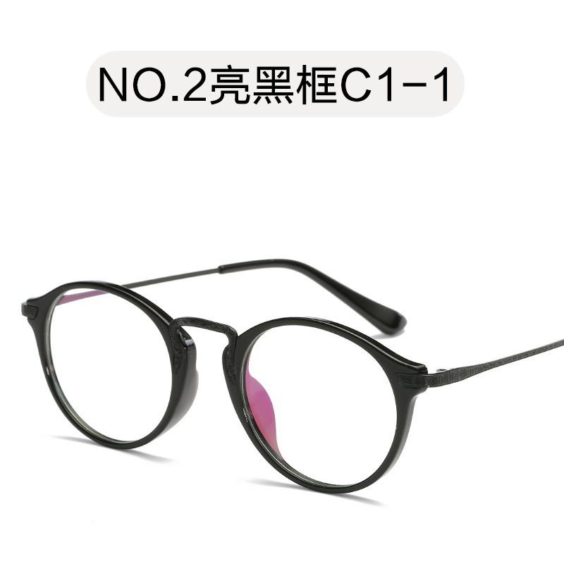 แว่นตากันแดดแฟชั่น tr 90 น้ําหนักเบาสไตล์เรโทร