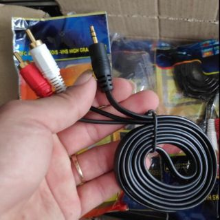 DÂY CHUỂN ĐỔI ( dây AV ) 3.5mm
